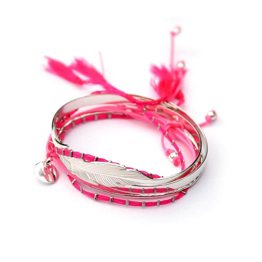 Assortiment bracelet grenadine - Atelier de Famille