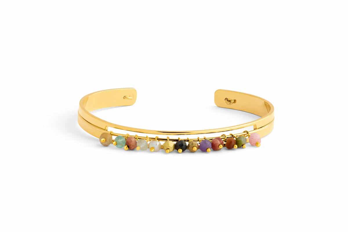 Bracelet jonc constellation | Atelier de Famille
