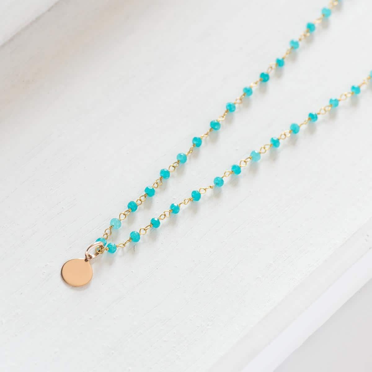 photos officielles 3a35b 2541d Zoom tendance : les bijoux colorés pour l'été - Atelier de ...
