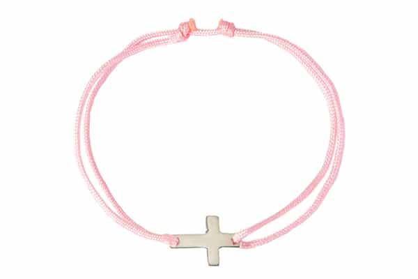 Bracelet mini croix Atelier de Famille
