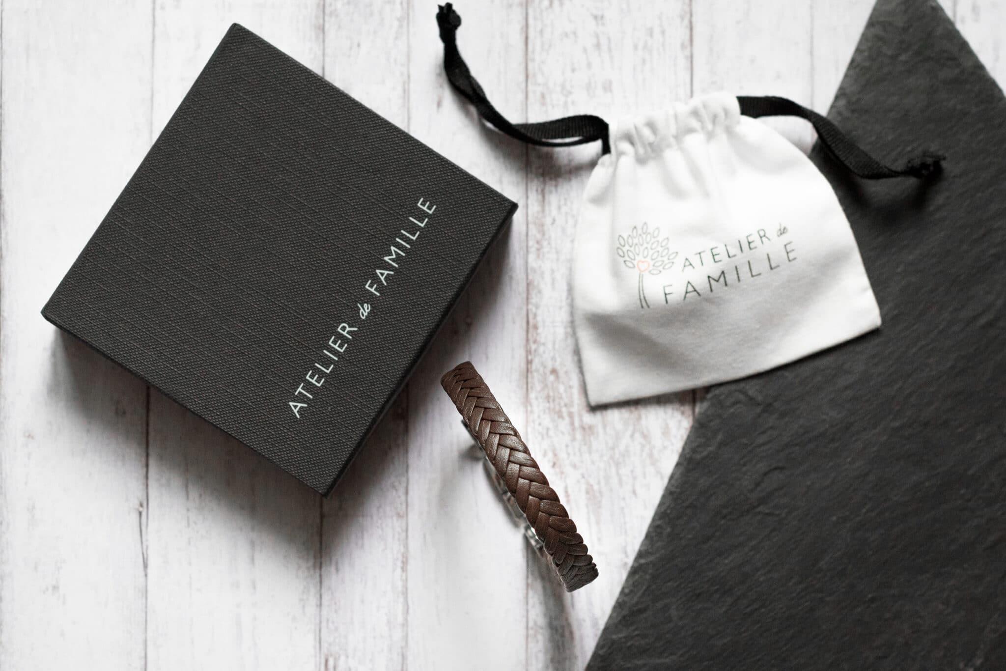 Visuel Atelier de Famille packaging #2