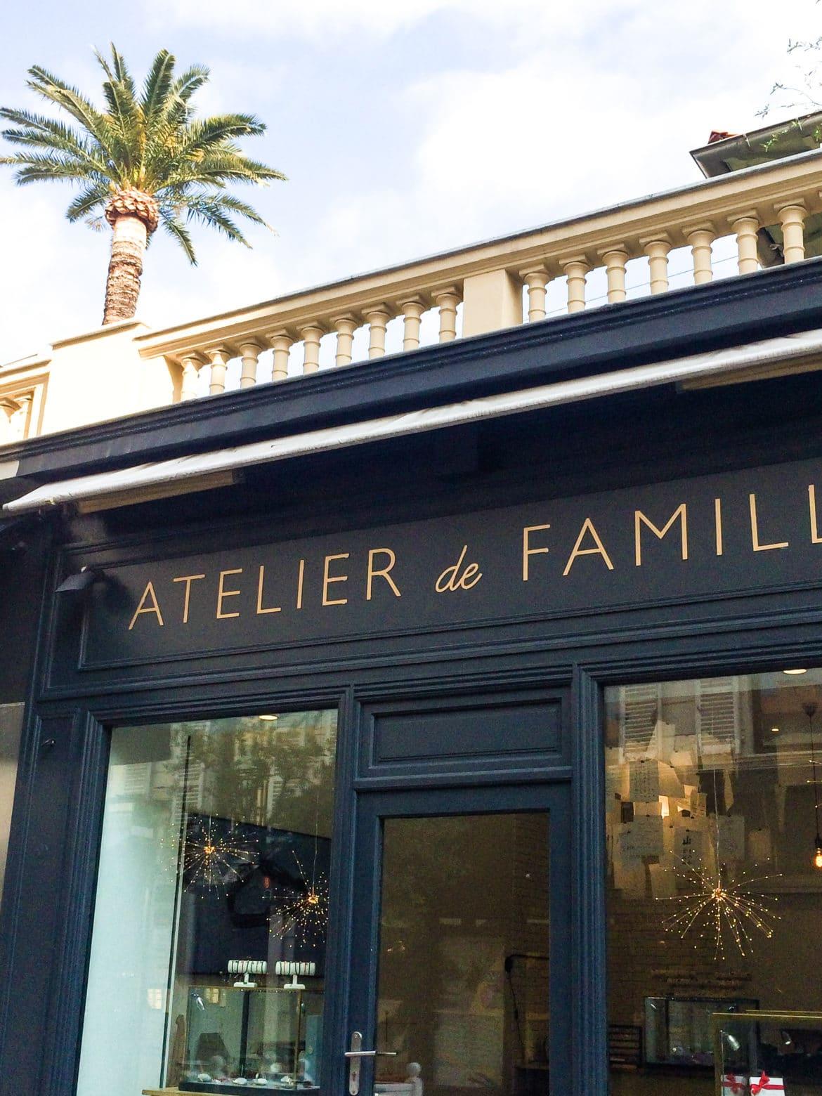 Atelier de Famille Nice