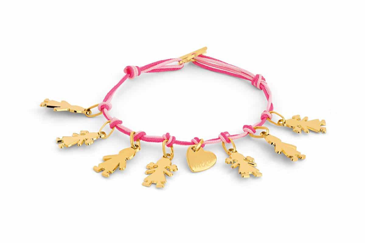 Bracelet merci maitresse Atelier de Famille