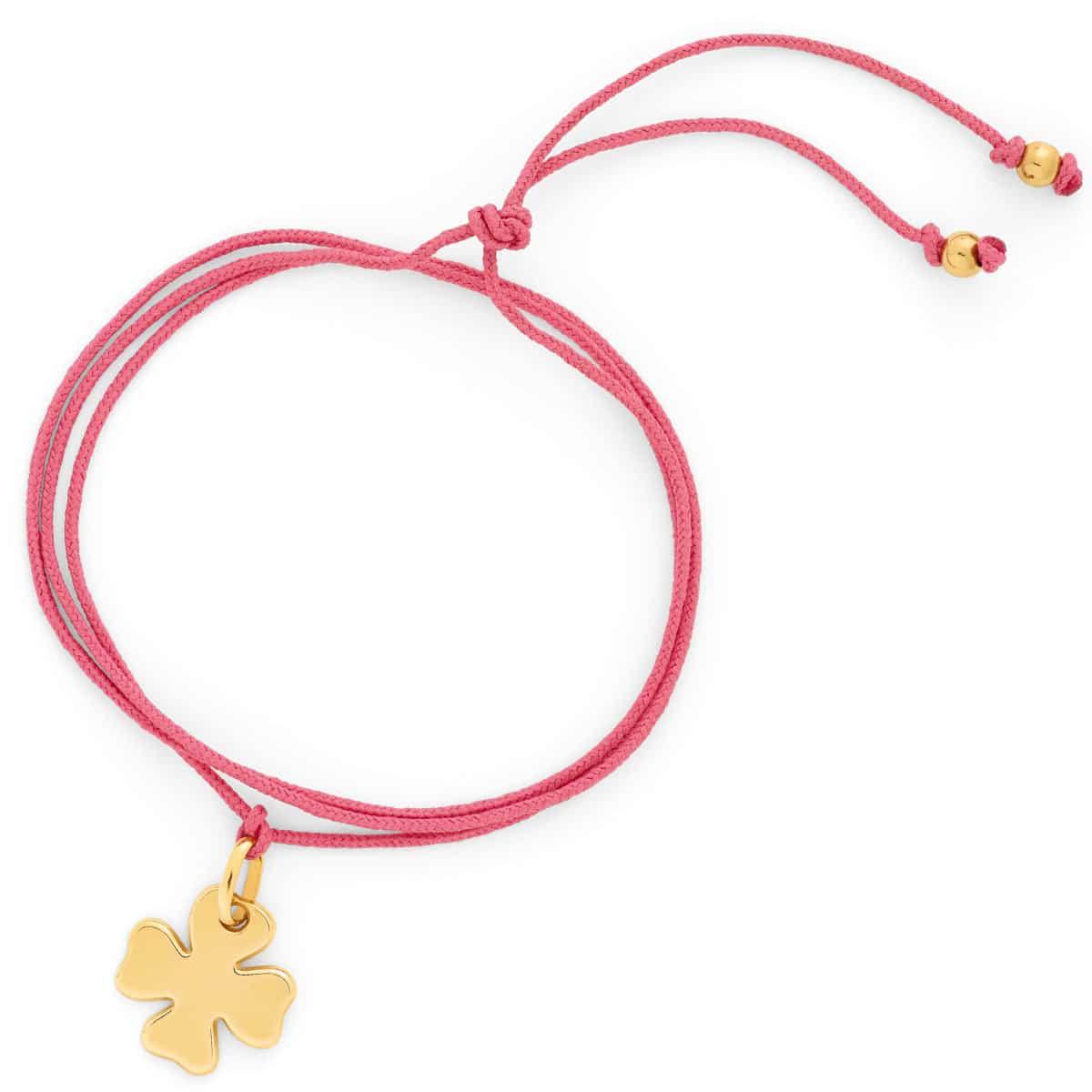 Bracelet cordon maya Atelier de Famille