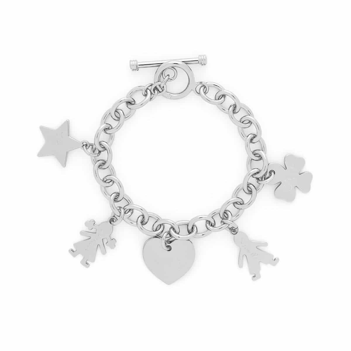 Bracelet chaine bijou Atelier de Famille