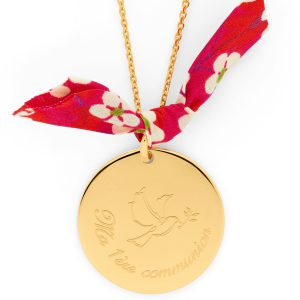 collier-chaine-grande-medaille-colombe-ADF